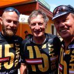 Biathlet Daniel Mesotitsch, Franz Klammer und Radlwolf