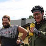 die Fat-Bike Piloten Michael und Hacki
