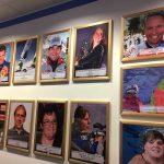 Ehrengalerie der Sportler mit Behinderung
