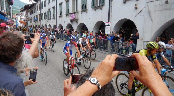 "Radlwolf beim ""Giro d'Italia 2018"""