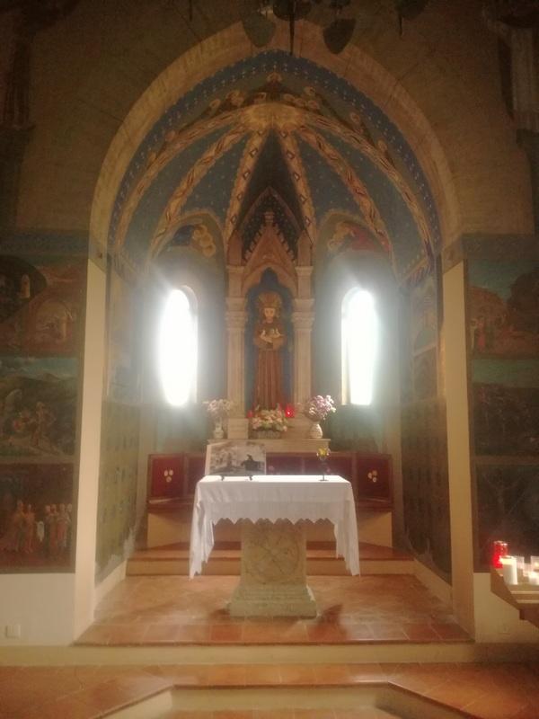 """Kapelle zu Ehren """"Franz von Asissi"""""""