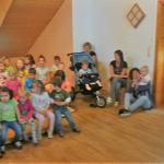 und der integrativ geführten Gruppe des Kindergarten Gundersheim zugute.