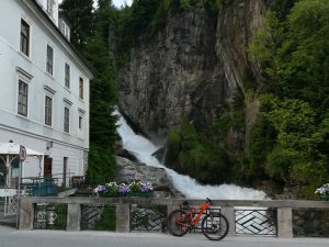tolle Stimmung in Bad Gastein