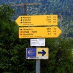 von Möllbrücke geht es über den Drauradweg