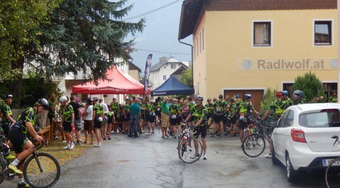 """""""Tour de Franz 2018"""" machte Station bei Radlwolf in der Radlwolfi-Olympiagasse"""