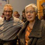Paralympicsieger und Silbermedaillengewinner Johann Mayerhofer mit Christine Foto: ©Andreas Lutche