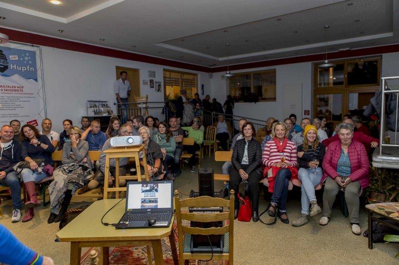 Großes Publikumsinteresse Foto: ©Andreas Lutche