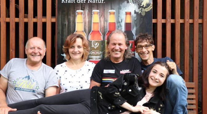 """Filmvorführung """"CICLOVIA ALPE ADRIA"""" im Gasthof zur Post in St. Lorenzen/Les."""