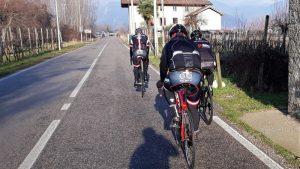 Erste Straßentour 2019 in Friaul