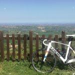 Ausblick in Rtg. Cesenatico und Rimini