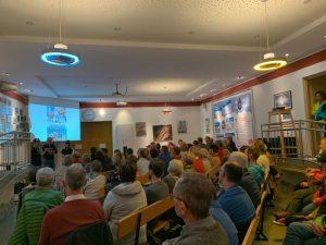 Größes Publikumsinteresse bei der Filmpremiere  Foto: © Nils Kurz