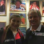 Youth Olympic Games 2020 Teilnehmerin Anna Maria Logonder mit Radlwolf