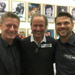 Landessportdirektor Mag. Arno Arthofer, Wolfgang Dabernig und Verein Kärnten-Sport Administrator Stefan Weitensfelder