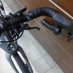 Brems und Schalthebelumbau