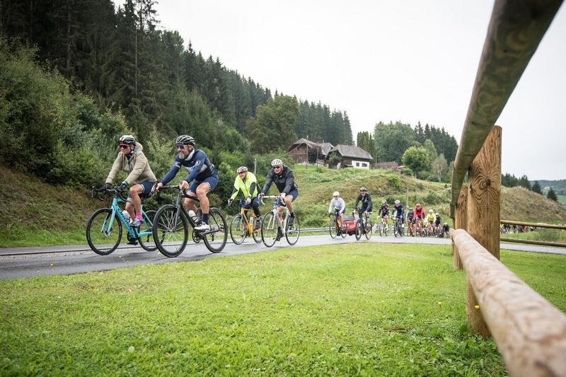 """die """"Tour de Franz"""" Radler"""