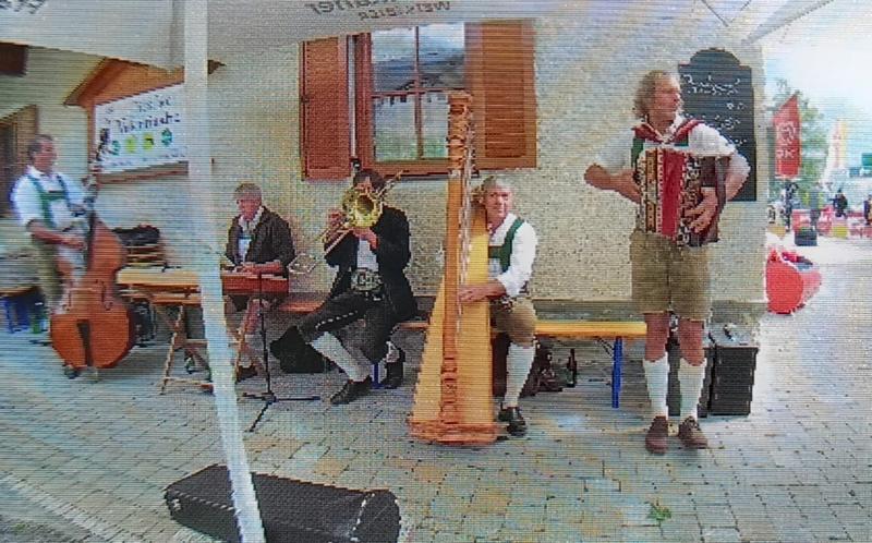 die Rotspitzler Musikanten aus Osttirol, Screenshot © Michi Kurz